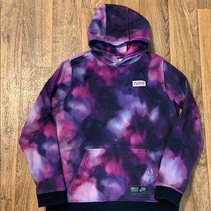 Nike Air hoodie w/front pocket xl